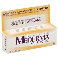 Mederma Scar Cream plus SPF30 - 0.7oz by Mederma Brand New