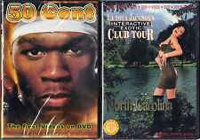50 Cent The Best Videos & LaToya Jackson's Interactive Exotic Club Tour, NC