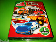 ALL ABOUT Vol. 2 - Boats & Ships Cars Construction Fire Engines Trucks DVD NEW