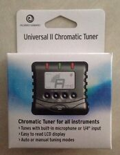 PLANET WAVES PW-CT-09 UNIVERSAL II CHROMATIC TUNER - ALL INSTRUMENT TUNER, NEW!