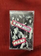 "The Georgia Satellites ""Open All Night"" Music Cassette - NEW - STILL SEALED"