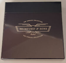 "MUMFORD & SONS - Babel The Single Collection 7"" BOX RAR NEU/OVP"