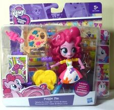My Little Pony PINKIE PIE Splashy Art Class Equestria Girls Mini poseable figure