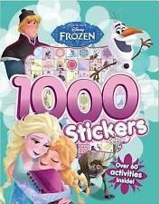 Disney Frozen 1000 Stickers (Disney 1000 Stickers), Disney, New Book