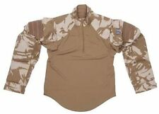 "NEW BRITISH ARMY DESERT UBACS SHIRT L 43"", DPM, Large under armour"
