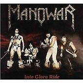 Manowar : Into Glory Ride CD (2009)