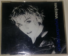 Madonna Papa Don't Preach 3 Track Yellow CD Single 1986 Germany WE 739 True Blue