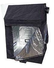 Roof Grow Tent 1.2m x 1.2m x 1.8m LOFT ATTIC 600D TENT GROW LIGHT DARK ROOM cube