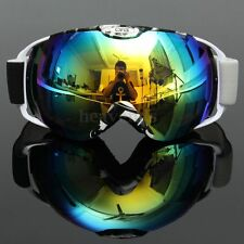 Professional Spherical Anti-fog Dual Lens Snowboard Ski Goggle Christmas Winter