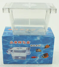 Discount Leisure Aquarium Fish Tank Breeder Fry Hatchery Breeding Box #BB02
