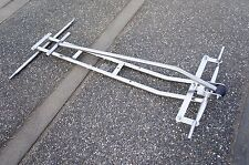 Radio Flyer Wagon Chassis Custom Stainless Steel Made