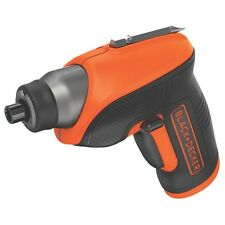 Black and Decker BDCS30C 4-Volt MAX Lithium-Ion Rechargeable LED Screwdriver