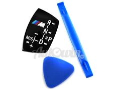 BMW X5M Series E70 E70LCI 2007-2013 ///M TRIM SHIFT KNOB GEAR COVER LHD SIDE