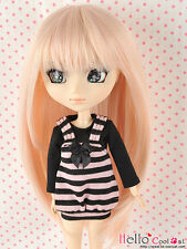 "【HT-02CS】Pullip Taeyang DAL 8.0~9.5"" HP Wigs # Pink Mix Gold"