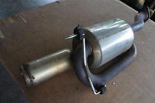 JDM Mugen OEM Honda Integra dc5 RSX type R ITR exhaust muffler K20a twinloop