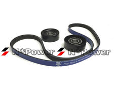 GATES RACING DRIVE IDLER PULLEY FAN BELT FOR FORD FALCON BA V8 5.4 BOSS 260 XR8