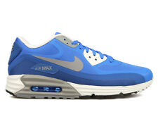 NIKE AIR MAX LUNAR 90 WR 654471-401 Size 10 HYPER COBALT LIGHT ASH GYM BLUE