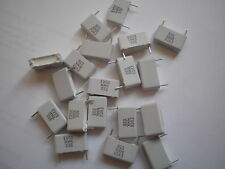 Plastic film capacitor 300nf 250v 10% 25pcs £6.00 made by Evox Rifa   Z394