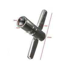 Hot Useful Universal Silver Metal Drum Skin Tuning Key Solid For Drum Lovers