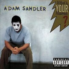 Sandler, Adam: What's Your Name? Explicit Lyrics Audio Cassette