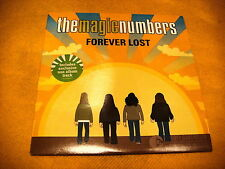 Cardsleeve Single cd The Magic Numbers Forever Lost 2TR 2005 poprock