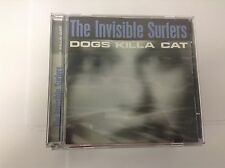 Invisible Surfers, The – Dogs Killa Cat Label: Hitch-Hyke Records LIFT 088 CD