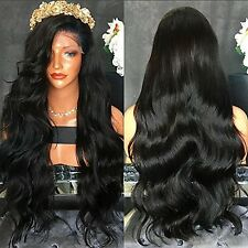 Carina Hair Virgin Remy Brazilian Hair Body Wave Hair Glueless Lace Front Wig...