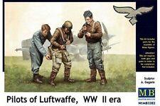 MasterBox MB3202 1/32 Pilots of Luftwaffe WW II era