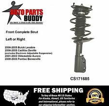 """(1) New GM Midsize Front Complete Strut """"Lifetime Warranty""""  """"Free Shipping"""""""