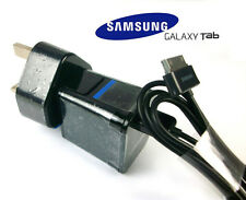 "OFFICIAL SAMSUNG WALL MAINS CHARGER PLUG CABLE FOR GALAXY TAB 2 7"" 8.9 10.1 NOTE"