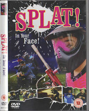 SPLAT ! IN YOUR FACE DVD