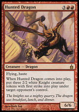MTG HUNTED DRAGON - DRAGO BRACCATO - RAV - MAGIC