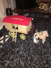 sylvanian families Gypsy Caravan Horse And Accessories