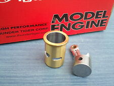 NITRO 1/8 RC BUGGY THUNDER TIGER EB4 S3 PRO-28BX-R ENGINE PISTON + LINER NEW