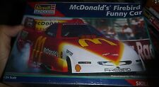 REVELL McDONALDS FIREBIRD Funny Model Car Mountain KIT FS 1/24