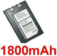 Batterie 1800mAh type CA50601-1000 DT-5023BAT Pour Symbol PPT2740