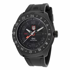 NEW Luminox SXC Swiss Made GMT Date Poly Strap Watch 5021-gn