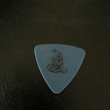 METALLICA 1991 - BLACK ALBUM TOUR - BLUE JASON NEWSTED STAGE USED GUITAR PICK!!