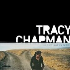 "TRACY CHAPMAN ""OUR BRIGHT FUTURE"" CD NEU"