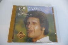 JOE DASSIN CD NEUF L'ETE INDIEN L'AMERIQUE LES DALTON . COLLECTION GOLD.