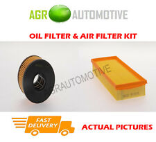 DIESEL SERVICE KIT OIL AIR FILTER FOR FORD MONDEO 2.0 131 BHP 2001-07