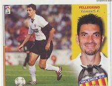 MAURICIO PELLEGRINO # ARGENTINA VALENCIA.CF LIGA 2003 ESTE STICKER CROMO