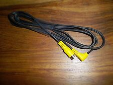 PANASONIC ORIGINAL K2KC4CB00008 S-VIDEO CABLE DV SD CAMCORDER GS VDR FIT LEAD AV