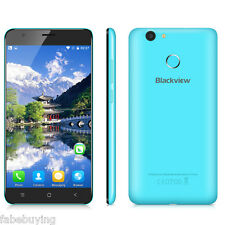 "5.5"" Blackview E7 4G Smartphone Blue Android 6.0 Quad-core 8MP 1GB+16GB EU"