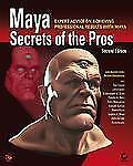Maya Secrets of the Pros-ExLibrary