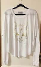 NWT Wildfox Women's Magic Pet Cat Perry Thermal Sz Large