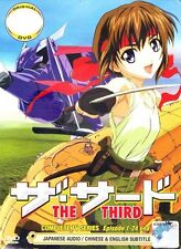 ANIME UK Based THE THIRD: THE GIRL WITH THE BLUE EYE Full TV Series DVD