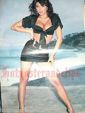 Very rare hot Sabrina Salerno Poster wow boys hot legs tolle Beine very sexy