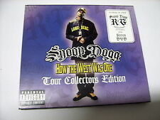 Snoop Dogg - R & G (rhythm & gangstas): the masterpiece  1 CD + 1 DVD
