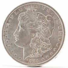 1885 O Morgan Silver One Dollar New Orleans Silber Münze USA Amerika coin